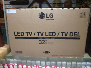 "LG 32"" LED TV (BRAND NEW IN ORIGINAL BOX)"