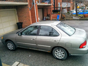 2002 Nissan Sentra XE Sedan
