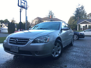 2003 Nissan Altima - Fully Loaded