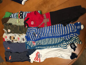 Baby boy 3 month clothing