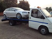 Car Vehicle Transportation Recovery Collection Delivery