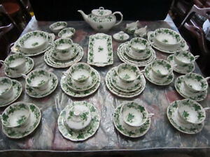 "Royal Albert ""IVY LEA"" & ""AMERICAN BEAUTY"" China BLOW OUT SALE!"