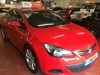 2012 (62) VAUXHALL ASTRA 2.0 GTC SPORT CDTI S/S 3DR Manual