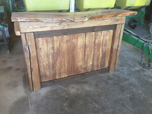 hand crafted timber frame islands and bars Cambridge Kitchener Area image 6