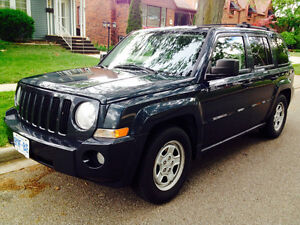 2007 Jeep Patriot Sport SUV, Crossover