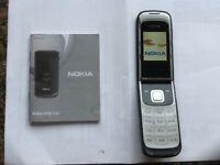 NOKIA 2720 FLIP PHONE UNLOCKED & CHARGERS ETC
