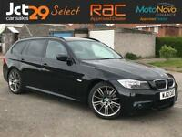 2012 BMW 3 SERIES 2.0 318D SPORT PLUS EDITION TOURING FULL MAIN DEALER HISTORY