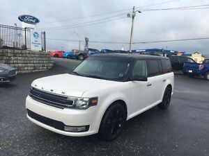 2016 Ford Flex SEL  CPO - Low Monthly Payments
