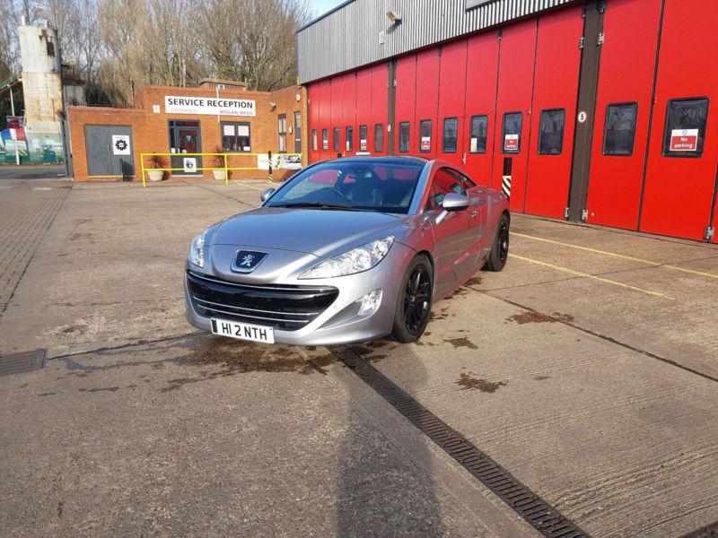 Peugeot RCZ 1.6 THP ( 156bhp ) 2012MY GT