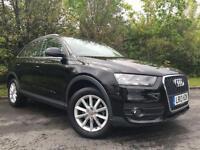 Audi Q3 2.0 TDI SE 5dr DIESEL MANUAL 2013/13