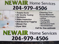Duct Cleaning & Unlimited air vents  $159