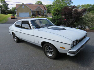 1976 FORD CAPRI 11 LOW MILIAGE