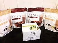 Juice plus unopened shakes, boosters (used a few)