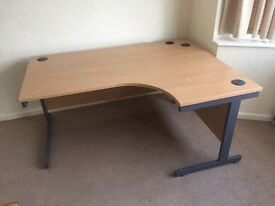 Corner Office Table (2 available)