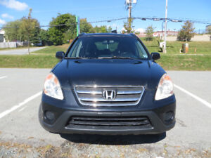 2006 CRV EXL FOR SALE
