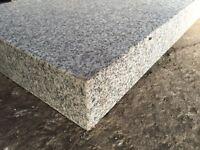 Granite slab.