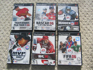 Playstation 2 (PS2) & Playstation 3 (PS3) Games-8 To Choose From London Ontario image 2