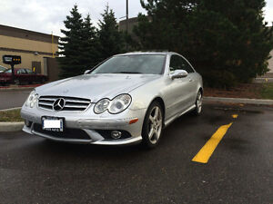2008 Mercedes-Benz CLK-Class AMG Package Coupe (2 door)