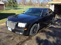 Safety and etested chrysler 300