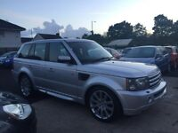 2005 05 Land Rover Range Rover Sport SE 2.7 TURBO DIESEL LOW MILEAGE