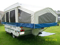 2000 Hard top tent trailer in good condition.