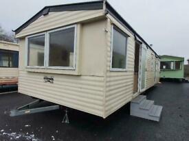 Static caravan Delta Primero 35x12 2bed free UK delivery.