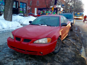 2004 Pontiac Grand Am SE Berline
