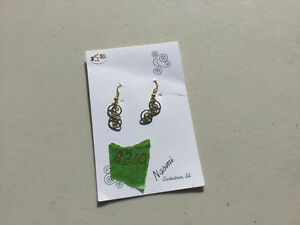 Spiral Earrings  (NEW)