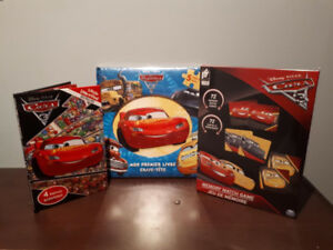"""CARS 3"" GIFT SET.....BRAND NEW!"