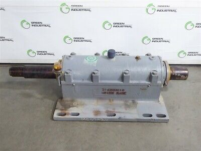 Rebuilt Weir 314200010 Slurry Pump Bearing Cartridge 58-14 Long 4-716 Shaft