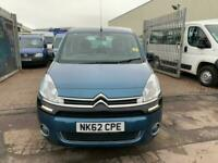 2012 Citroen Berlingo 1.6 HDi MOBILITY VEHICLE WITH RAMP FOR WHEELCHAIR AND WINC