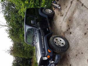 2006 Jeep TJ Rubicon