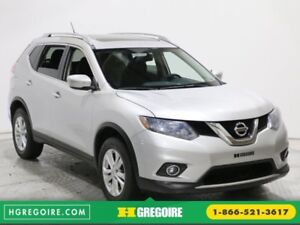 2014 Nissan Rogue SV AWD MAGS TOIT OUVRANT PANORAMIQUE BLUETOOTH