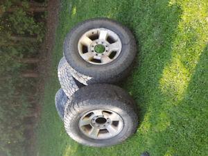 Dodge Truck Tires
