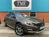 2015 Volvo V40 Cross Country 2.4 D4 Lux Nav Cross Country Auto AWD (s/s) 5dr Est