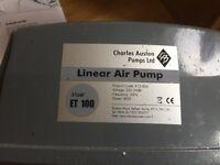 Charles Austen Pump ET100