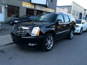 2008 caddilac escalade low km