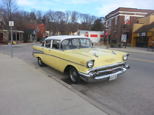 1957 CHEVROLET POWER GLIDE TRANSMISSION ONLY FOR SALE NOT CAR!