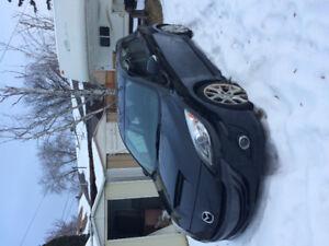 2011 Mazdaspeed3 Hatchback