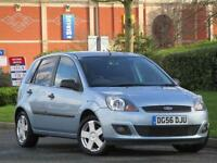 Ford Fiesta 1.25 2006.5MY Zetec Climate..YES - GENUINE 38,000 MILES!! +WARRANTY