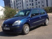 RENAULT CLIO 1.2 FULL YEAR MOT