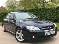 Subaru Legacy AWD 3.0Rn 245BHP ( Sat Nav ) Auto R + FULLY LOADED* LOW MILES*