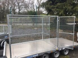 Dog run puppy run for dog kennel meshed enclosure