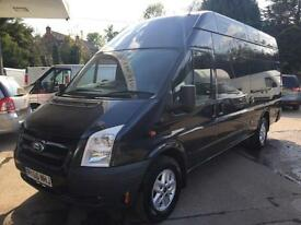 Ford Transit 2.4TDCi ( 140PS ) ( H/Roof ) 350 LWB EL Jumbo Trend