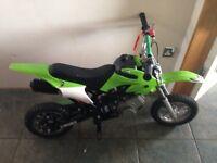 Dirt bike mini Moto