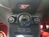 FIESTA ZETEC S - ST - MK7.5 RED ST ON BLACK PASSENGER AIR BAG GEL. FIT YEAR 2013 -UP