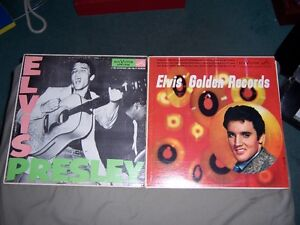 FOR SALE ELVIS, FROM1956 AND ,ALL NICE &CLEAN