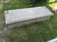 Concrete step only $20