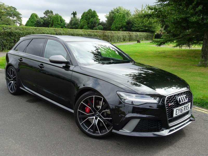 audi rs6 avant 4 0 tfsi performance quattro 2016 16 in redbridge london gumtree. Black Bedroom Furniture Sets. Home Design Ideas