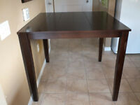 Cafe Style Kitchen Table